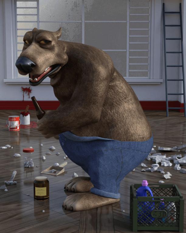 escribir desde el humor la irreverencia y la transgresión oso